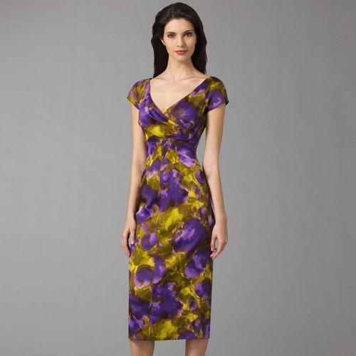 Michael Kors Gardenia Starlet Dress