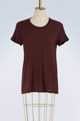 James Perse Jersey crepe T-shirt