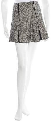 Robert Rodriguez A-Line Mini Skirt