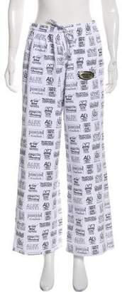 Alexander Wang Graphic Lounge Pants