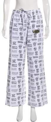 Alexander Wang Graphic Lounge Pants