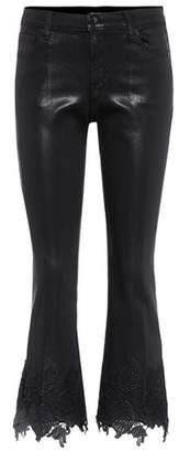 Selena mid-rise jeans
