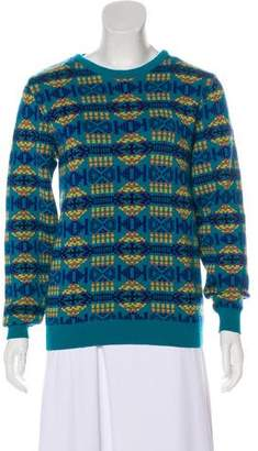 Opening Ceremony Pendleton x Printed Knit Sweater