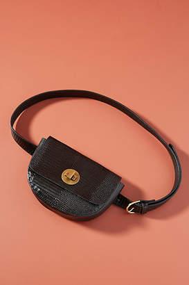Linea Pelle Aria Foldover Belt Bag