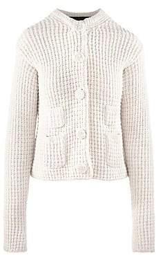 Marc Jacobs Women's Knit Wool-Blend Jacket