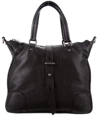 Pre Owned At Therealreal Belstaff Soft Leather Bag