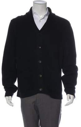 Rag & Bone Shawl-Collar Button-Up Cardigan w/ Tags