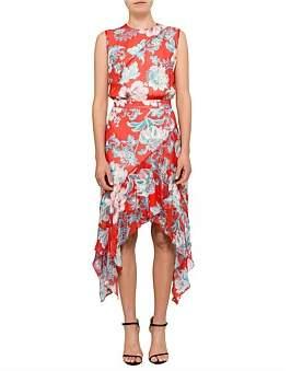 Lover Dhalia Ggt Midi Dress