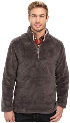 True Grit Pebble Pile 1/4 Zip Pullover Men's Long Sleeve Pullover