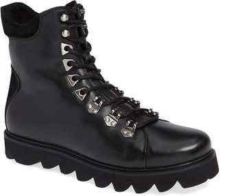Karl Lagerfeld Paris Sawtooth Hiker Boot