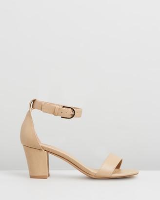 Spurr Ameli Block Heels