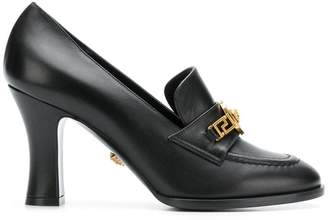 Versace Tribute loafer pumps