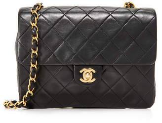 Chanel What Goes Around Comes Around Half Flap Bag (Previously Owned)