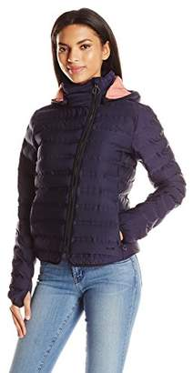 Bench Women's Full Zip Puffer Jacket