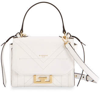 Givenchy Eden Mini Smooth Leather Crossbody Bag