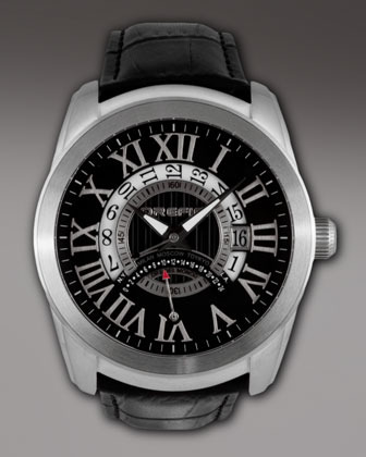 Orefici Watches Classico World-Time Watch
