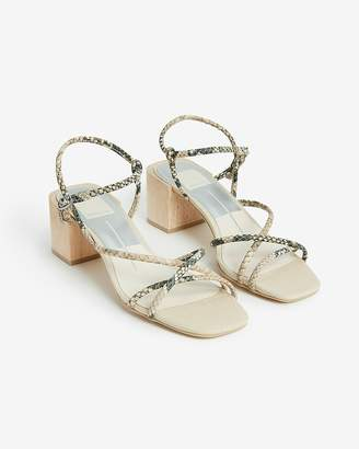 Express Dolce Vita Zayla Heeled Sandals
