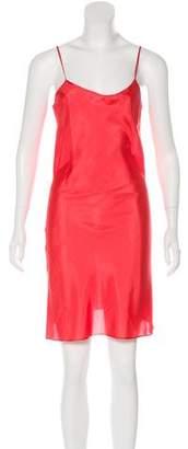 Gryphon Sleeveless Knee-Length Dress