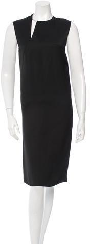 CelineCéline Sleeveless Midi Dress