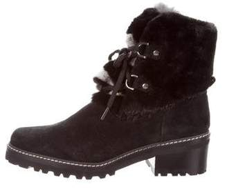 Stuart Weitzman Furnace Ankle Boots w/ Tags