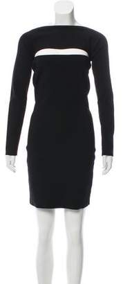 Alexander Wang 681911 Cutout Bodycon Dress w/ Tags