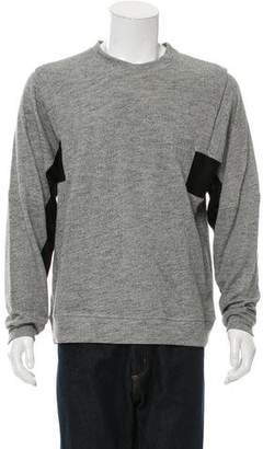 Public School Colorblock Crew Neck Sweater