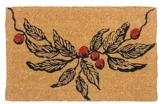 Berry Branch Handwoven Doormat