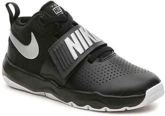 Nike Team Hustle D8 Toddler & Youth Basketball Shoe - Boy's
