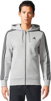 adidas Men's Full-Zip Fleece Hoodie
