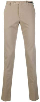 Pt01 side fastened tailored trousers