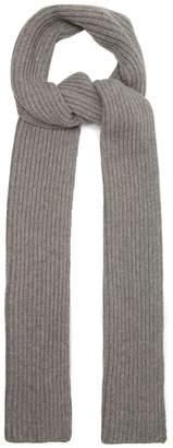 GABRIELA HEARST Ribbed-knit cashmere scarf