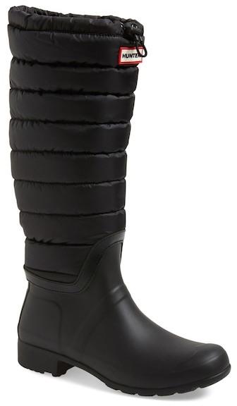 HunterHunter Original Quilted Leg Rain Boot