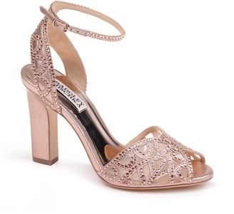 Badgley Mischka Collection Hart Crystal Embellished Sandal
