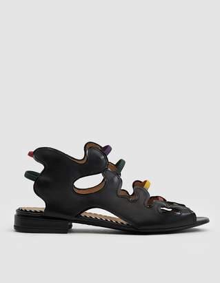 Toga Pulla Rainbow Strap Sandal