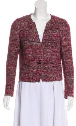 Isabel Marant Virgin Wool Bouclé Jacket