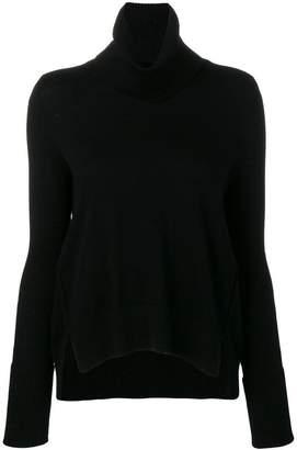Twin-Set roll neck jumper