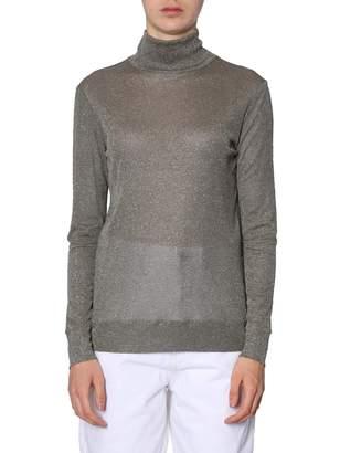 Fabiana Filippi Viscose And Lurex T-shirts