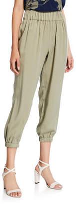 Ramy Brook Landry Cropped Jogger Pants