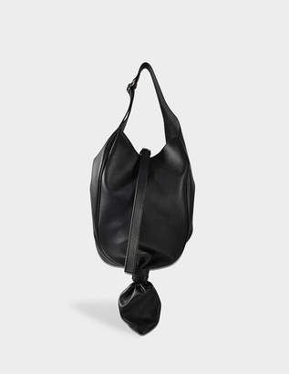 J.W.Anderson Knot Leather Hobo