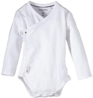 Noppies Unisex Baby U Long Sleeve Ziara Romper,(Manufacturer Size:44)