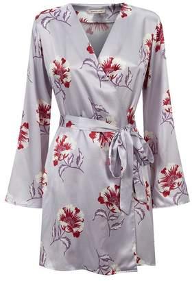 8d10607fb3 Morgan Lane Langley Floral Robe
