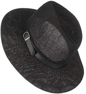 Stetson Gemvie Men's Panama Straw Hat Summer Hat Sun Hat Fedora Straw Hat