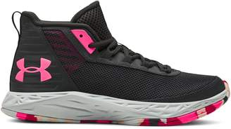 Under Armour Girls' Grade School UA Jet 2018 Basketball Shoes