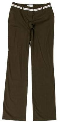 Paul & Joe Low-Rise Wide-Leg Pants