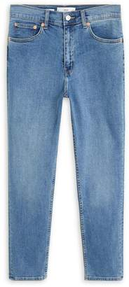 MANGO Mom Slim-Fit Jeans