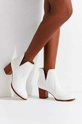 Urban Outfitters Sasha Whip Stitch Ankle Boot