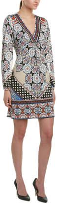 Hale Bob Embellished Sheath Dress