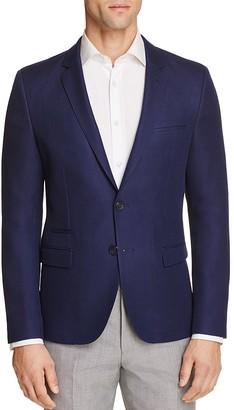 HUGO Textured Slim Fit Sport Coat $645 thestylecure.com
