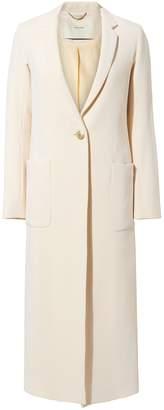 ADAM by Adam Lippes Cotton Crepe Menswear Coat
