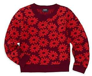 Splendid Little Girl's & Girl's x Margherita Missoni Daisy Sweater